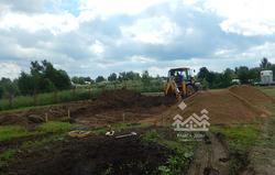 Подготовка земельного участка к строительству каркасного дома